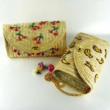 Sacs et sacs à main cuir plage pour femme