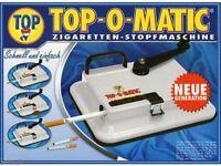 OCB Top-o-Matic - Máquina para Rellenar Tubos Cigarrillos  vacios de tabaco.