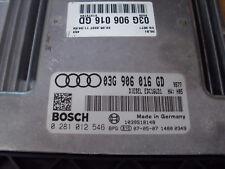Motorsteuergerät VW Audi Seat Skoda A4  03G906016GD  03G 906 016 GD
