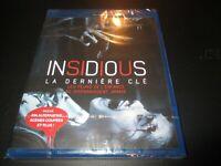 "BLU-RAY NEUF ""INSIDIOUS 4 : LA DERNIERE CLE"" film d'horreur de Adam ROBITEL"