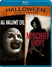 All Hallows' Eve / Mischief Night [New Blu-ray]