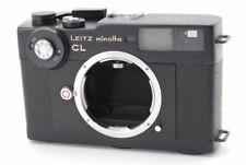 【B- Good】 Leitz Minolta CL 35mm RangeFinder Camera Body Only From JAPAN R3389
