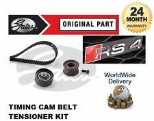 FOR AUDI A4 RS4 S4 QUATTRO 2.7 1997-2001 TIMING CAM BELT TENSIONER KIT COMPLETE