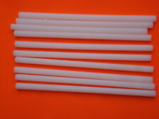 Tige filetée M6 nylon longueur 200mm/20cm (lot de 10 pièces)