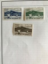 Vintage Comoros Stamps Lot of 3 Stamps
