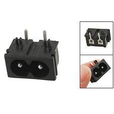 Dispositivi a freddo-Connettori CONNETTORE c8 montaggio orizzontale 250v//2a