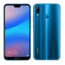 Huawei P20 Lite Dual SIM Klein Blue 64gb Unlocked 4gb RAM LTE
