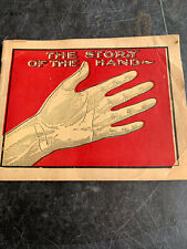 Dr Miles Medical Co. / The Story of the Hand Science & Medicine. 1900's