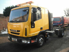 Chassis Cab Automatic Commercial Lorries & Trucks