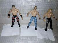 Vintage 1999 Wrestling Action figures Bundle joblot triple h, edge, chris benoit
