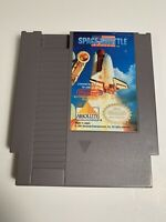 Space Shuttle Project - Authentic Nintendo NES Game Cleaned & Tested!!