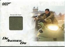James Bond Archives 2014 Relic JBR37 Hovercraft Seat #036