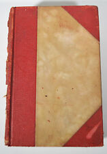 1904 Book National Spirit Study of Poetry World's Best Francis Stoddard