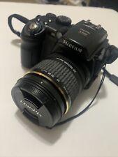 Fujifilm FinePix S Series S9100 9.0MP Digital Camera - Black