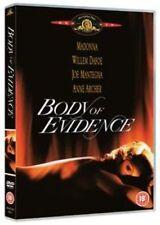 Body of Evidence 5050070027549 With Willem Dafoe DVD Region 2