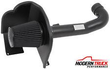 K&N BLACKHAWK COLD AIR INTAKE SYSTEM FOR 14-18 CHEVY SILVERADO 5.3L 6.2L 71-3082