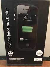Rechargeable External Battery Case / IPHONE4