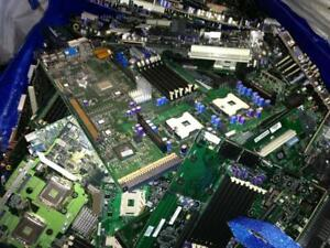 Joblot Scrap Gold Recovery Refining 15KG Computer Motherboards PCB IT Parts