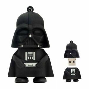 16GB Darth Vader USB 2.0 Stick Memory Stick pen Drive Flash Drive Star Wars Hero