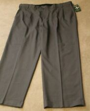 Covington Gray Classic Fit Pant 42 X 30 Pleated with cuff MSRP: $55 Now: $29.99