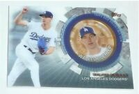2020 Topps Update Commemorative Coin WALKER BUEHLER Dodgers #TBC-WB blaster only