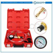 NEW AUTO ENGINE VACUUM COOLANT COOLING SYSTEM PURGING TOOL KIT REFILL REFILLING