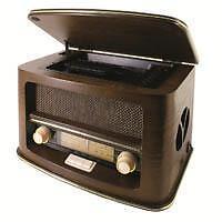 Soundmaster Kompakt-Stereoanlagen mit MW/UKW-Radio