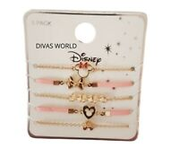 Disney New Primark 6 Pack Pairs Mickey /& Minnie Mouse Earrings
