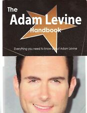 Adam Levine Handbook big thick soft cover book Maroon 5 five 562 pages