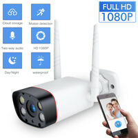 Wireless WIFI HD 1080P Outdoor Waterproof Network Security P2P IP CCTV Camera