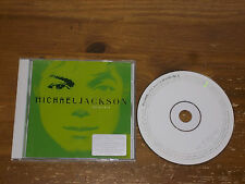 MICHAEL JACKSON INVINCIBLE GREEN COVER MUSIC CD ALBUM RARE FREE UK P&P