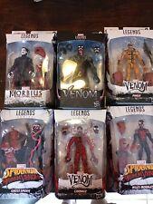 Marvel Legends Venom Wave with Venompool BAF Set of 6 Action Figures IN STOCK!