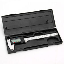 150mm Digital LCD Micrometer Vernier Caliper Electronic Micrometer with Case
