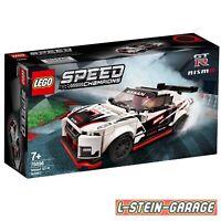 LEGO® Speed Champions 76896 Nissan GT-R NISMO Neu & OVP