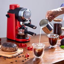 220V Fxunshi MD-2005 Semi-automatic Espresso Milk Bubble Coffee Maker