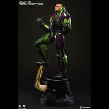 SIDESHOW Superman Lex Luthor Power Suit Premium Format Figure Statue NEW SEALED