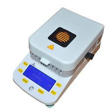 50g Capacity Electronic Lab Moisture Analyzer with Halogen Heating 220V