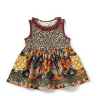 Matilda Jane Girls Mohunk Mountain Sara Top Dress Size 2 NWT