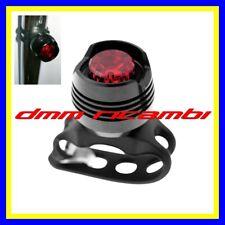 Fanalino led rosso Bici MTB BDC STRADA EBIKE Bicicletta luce faro posteriore