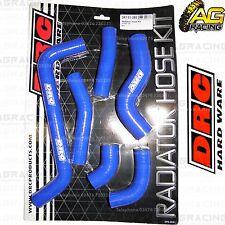 República Democrática del Congo Azul Radiador Rad Manguera Kit Para Kawasaki Kxf 450 2013 13 Motocross Enduro