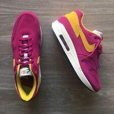 the best attitude dcbab ea0c0 Nike Air Max 1 PRM Dynamic Berry Vivid Sulfar Anniversary 875844 500 Size 13
