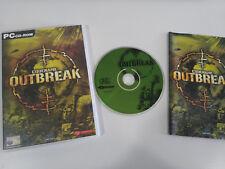 CODENAME : OUTBREAK VIRGIN JUEGO PC CD-ROM EDIC ESPAÑA