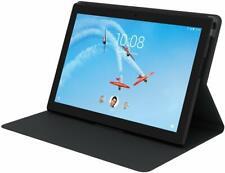 "Lenovo ZG38C01763 Tablet Case Tab 4 10"" HD Folio Tablet Case and Film Black"