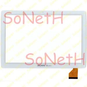 Verre Écran Tactile Pour Archos 101B XS 2 Blanc