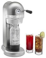 KitchenAid RKSS1121CU Sparkling Beverage Maker SodaStream Countertop Soda Maker