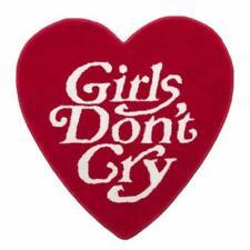 GDC HEART SHAPE RUG Girls Don't Cry HEART SHAPE RUG