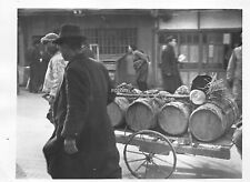 Street Scene Korea - 1950.s? Photograph 9.5cm x 13 cm 대한민국/大韓民國