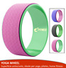 FITNESS DHARMA BODY YOGA WHEEL CERCHIO PROP ROLLER ANELLO PILATES WORKOUT GYM