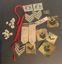 Australian Army Patches Buttons and Others