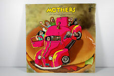 FRANK ZAPPA/LAS MOTHERS: JUST ANOTHER BAND FROM LA~ SEALED/ORIGINAL VINYL LP '72